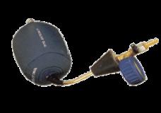 Tesniaci balón jednoduchý s manometrom UBF- N